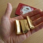 """""""ジャンドゥーヤ""""それはイタリアで買ったなめらか食感のチョコレート"""