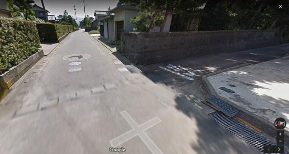 ストリートビュー1