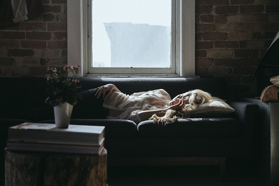 睡眠欲が強いのは意欲的じゃないから
