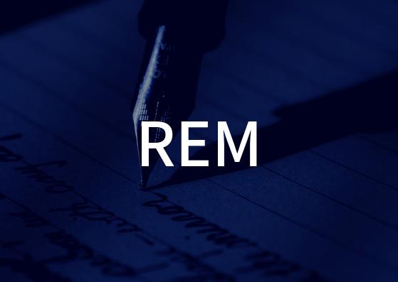 Mr.Children「REM」の歌詞の意味・解釈。迷いや苦しみの出口が見つからないままということもある。