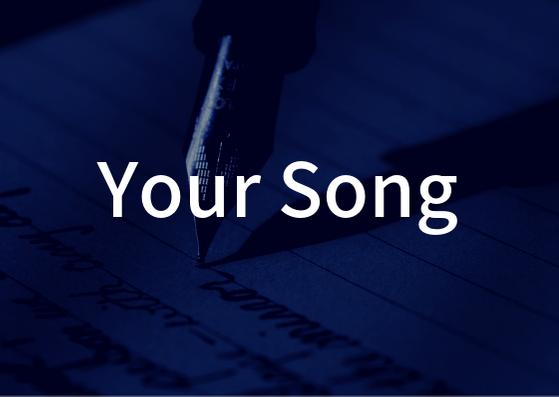 "Mr.Children「Your Song」の歌詞の意味・解釈。その歌が""君の歌""になるというラブソング"