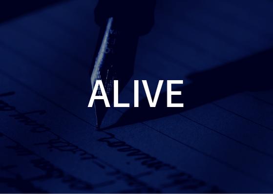 Mr.Children「ALIVE」の歌詞の意味・解釈。毒のあるフレーズと力強い「さぁ行こう」