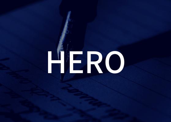 Mr.Children「HERO」の歌詞の意味・解釈。いつでもそばにいて手を差し伸べる。その覚悟を持ったものがヒーローになれる。