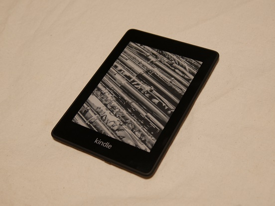 Kindle Paperwhiteのスクリーンセーバー